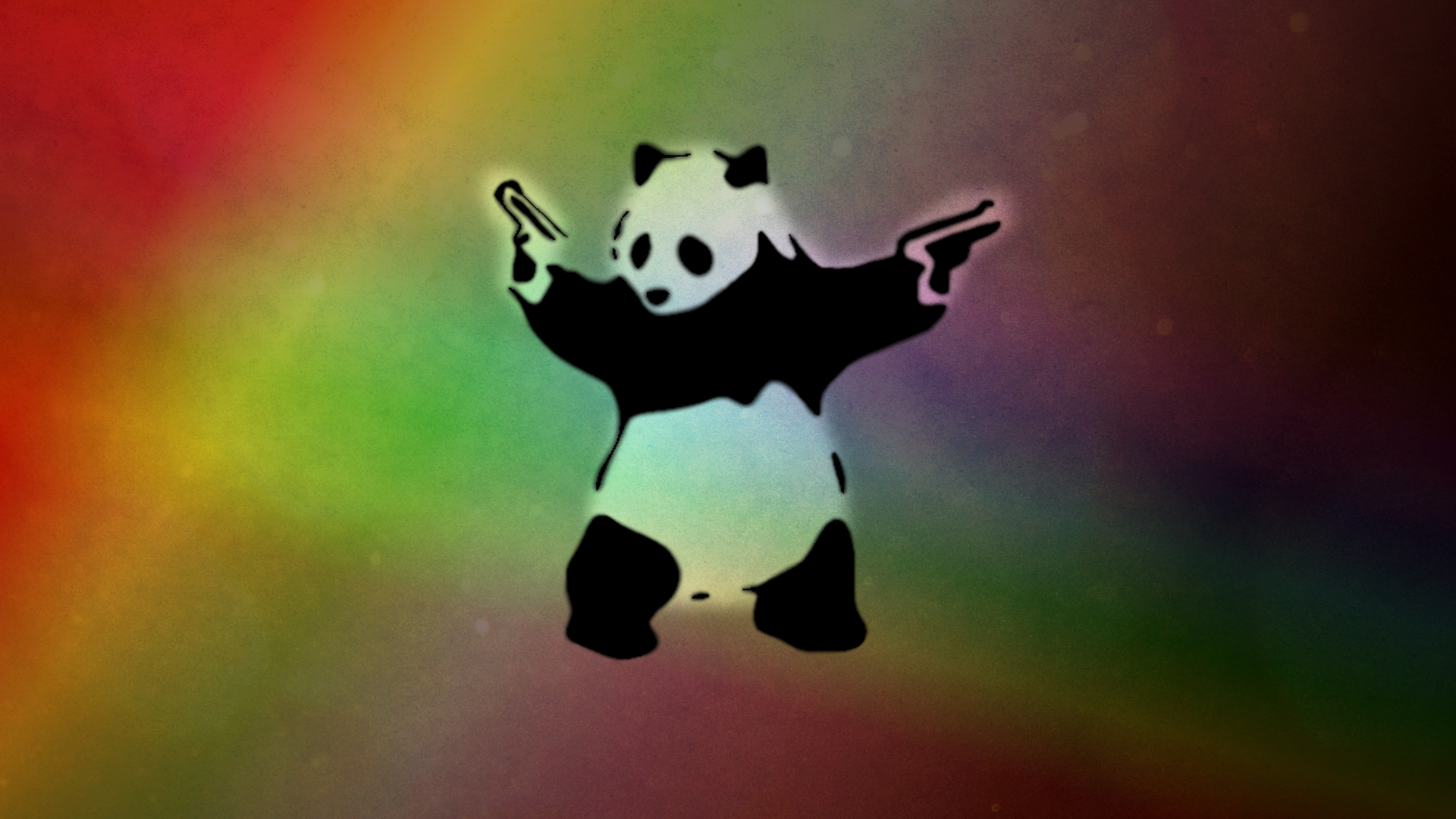 Bad Panda Background 1920x1080 by toddy2cool 1920x1080