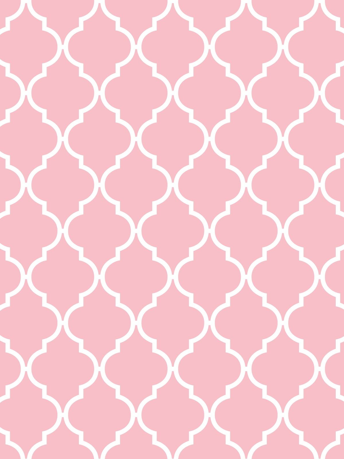 Make itCreate  Printables BackgroundsWallpapers Quatrefoil 1200x1600