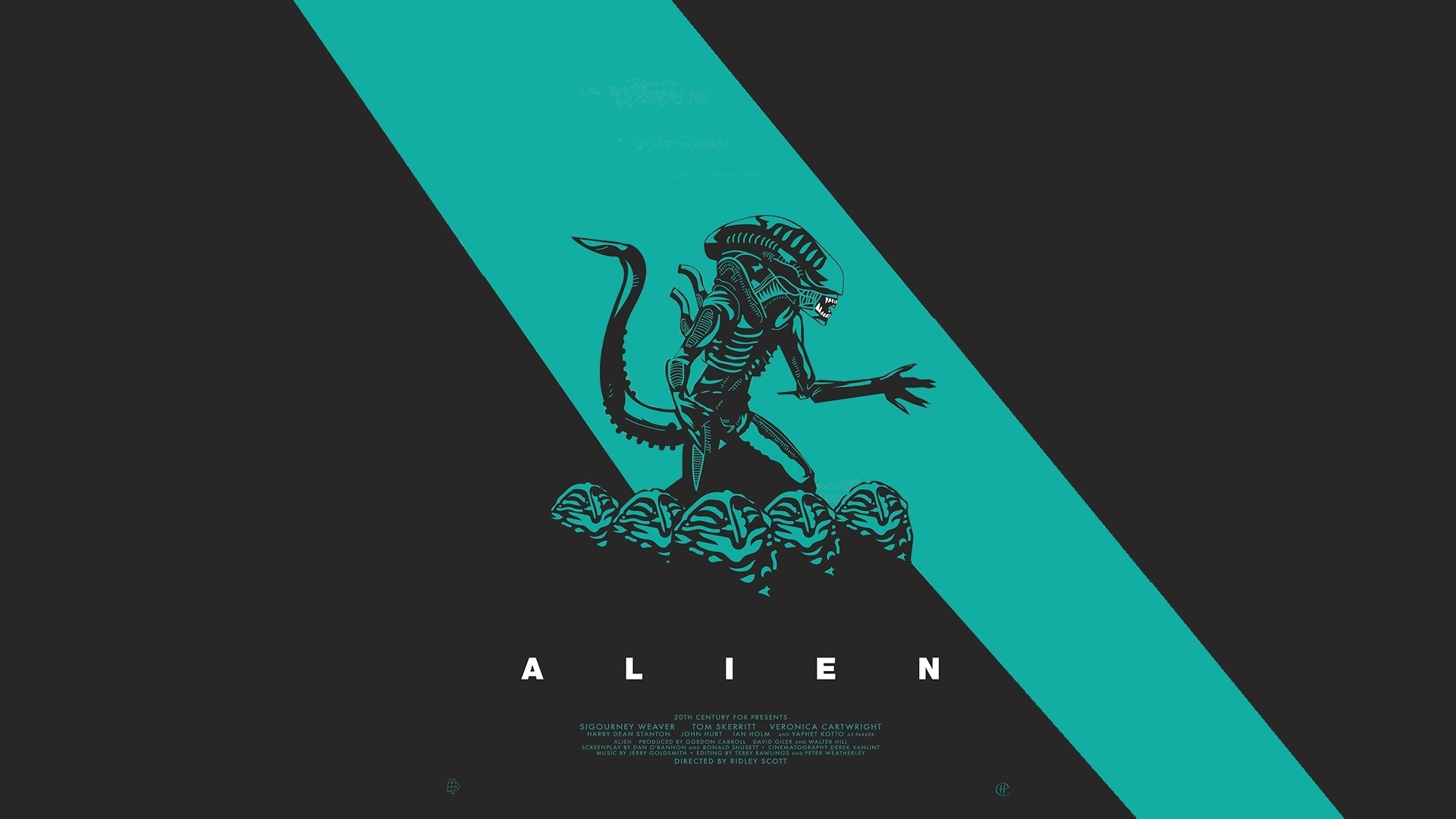 movies Alien movie Artwork Wallpapers HD Desktop and 1920x1080