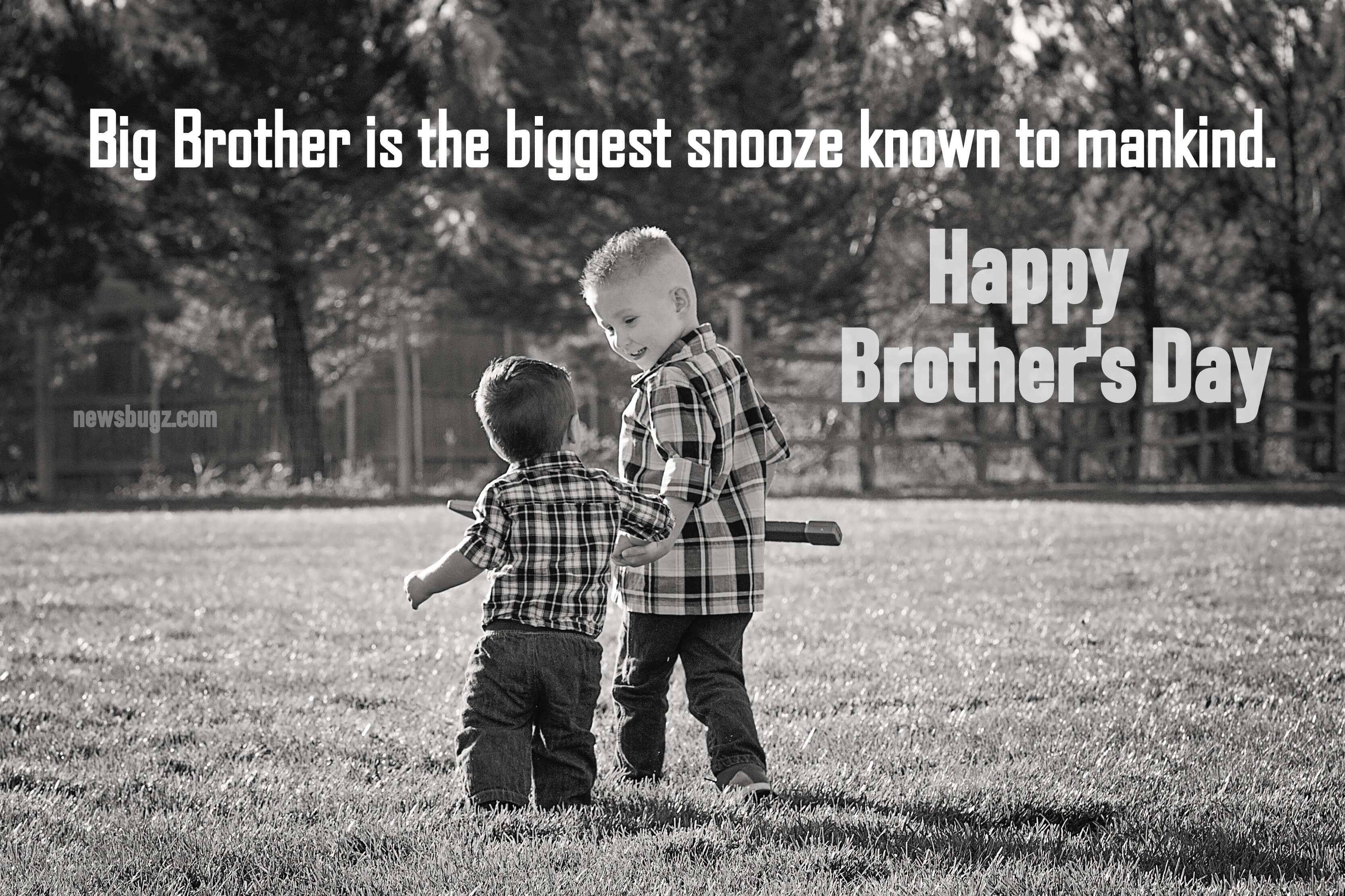 Happy National Brother S Day   Big Brother Captions For Instagram 3337x2224