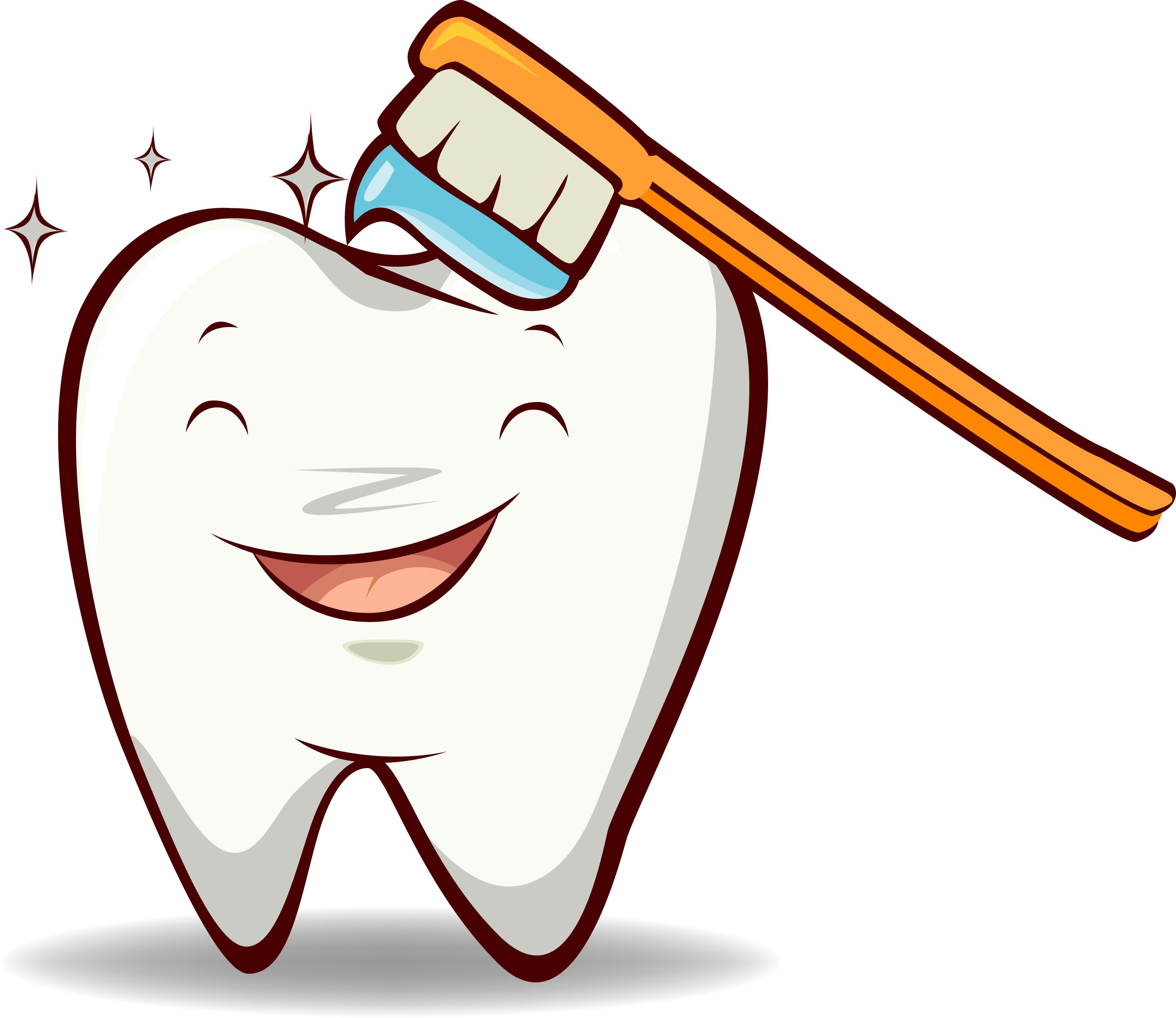 Картинки про зубы