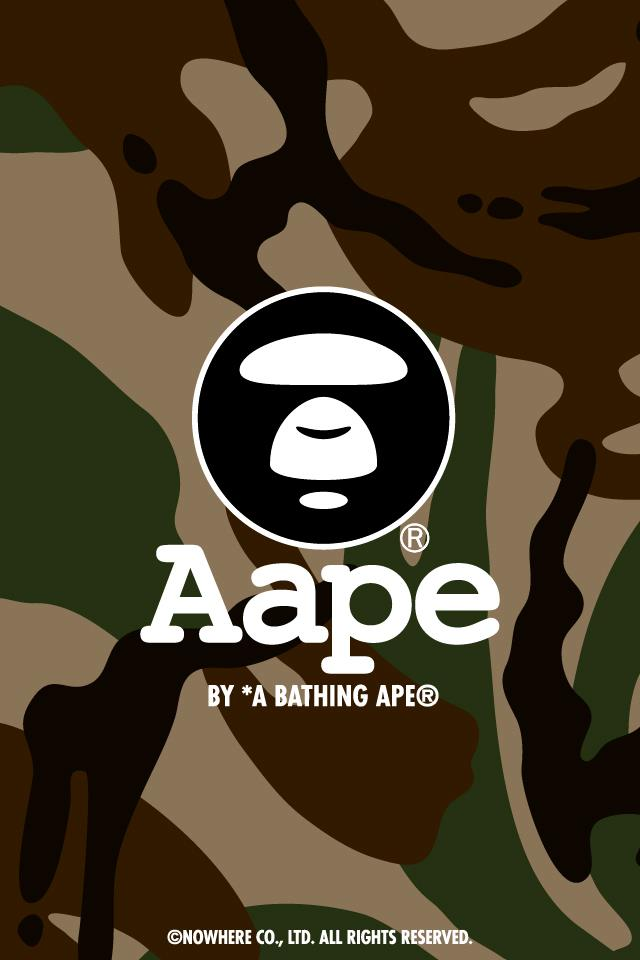 Bathing Ape Camo   iPhone 4 Wallpaper   Pocket Walls HD iPhone 640x960