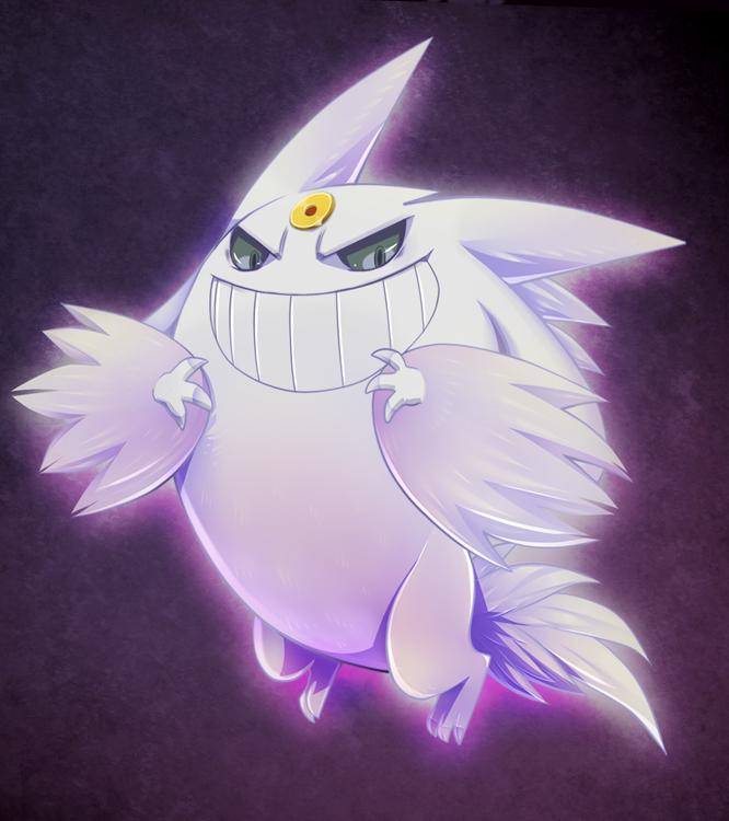 Shiny Gengar