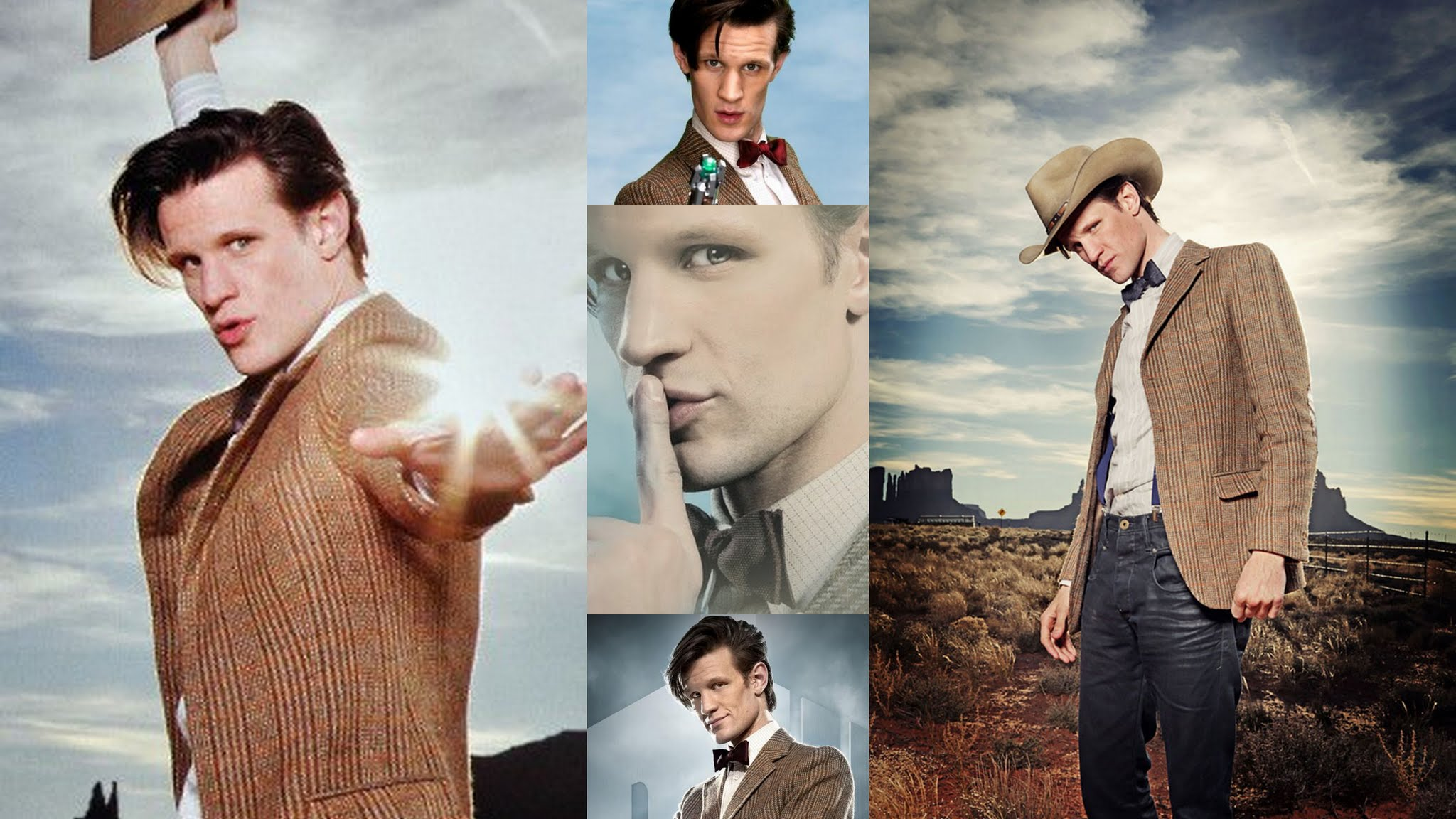 Matt Smith Wallpaper   Doctor Who Wallpaper 36316606 2048x1152