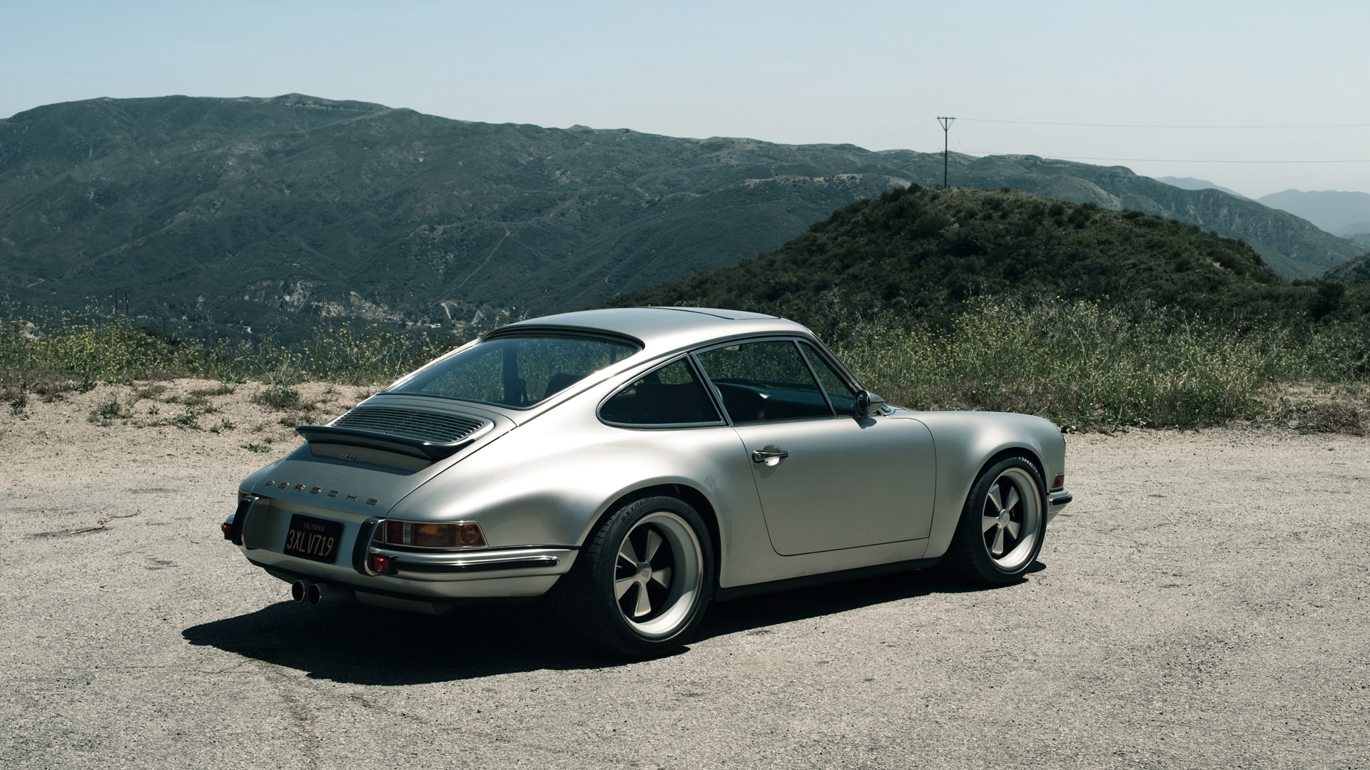 Vintage Porsche 911 Wallpaper Widescreen 1920x1080