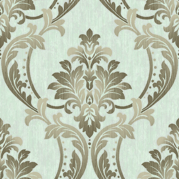Fern Design Paper Wallpaper Fctory Professional Wallpaper Manufacture 600x600