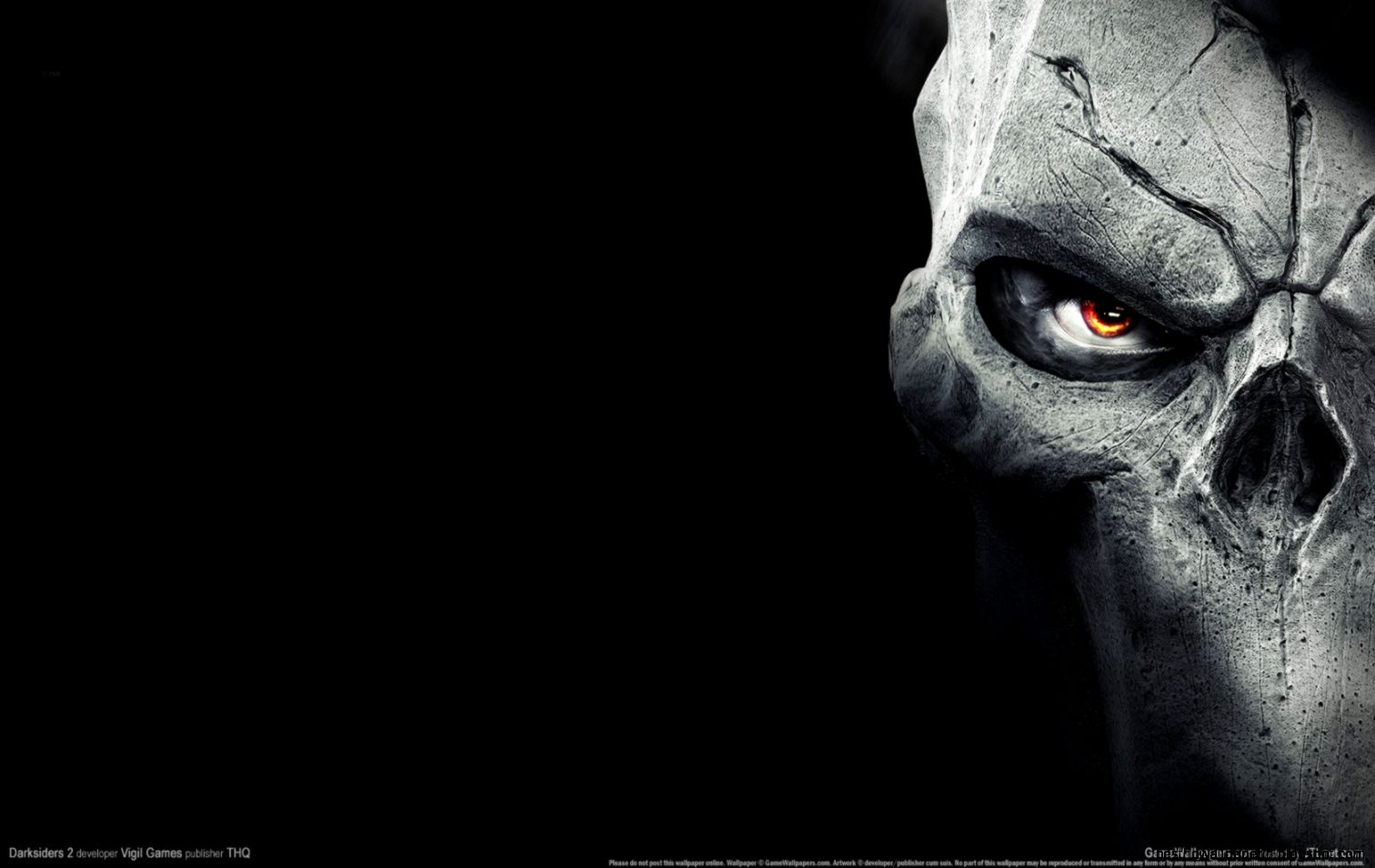 Darksiders 2 Wallpaper Hd 1080P Widescreen Best HD Wallpapers 1512x955