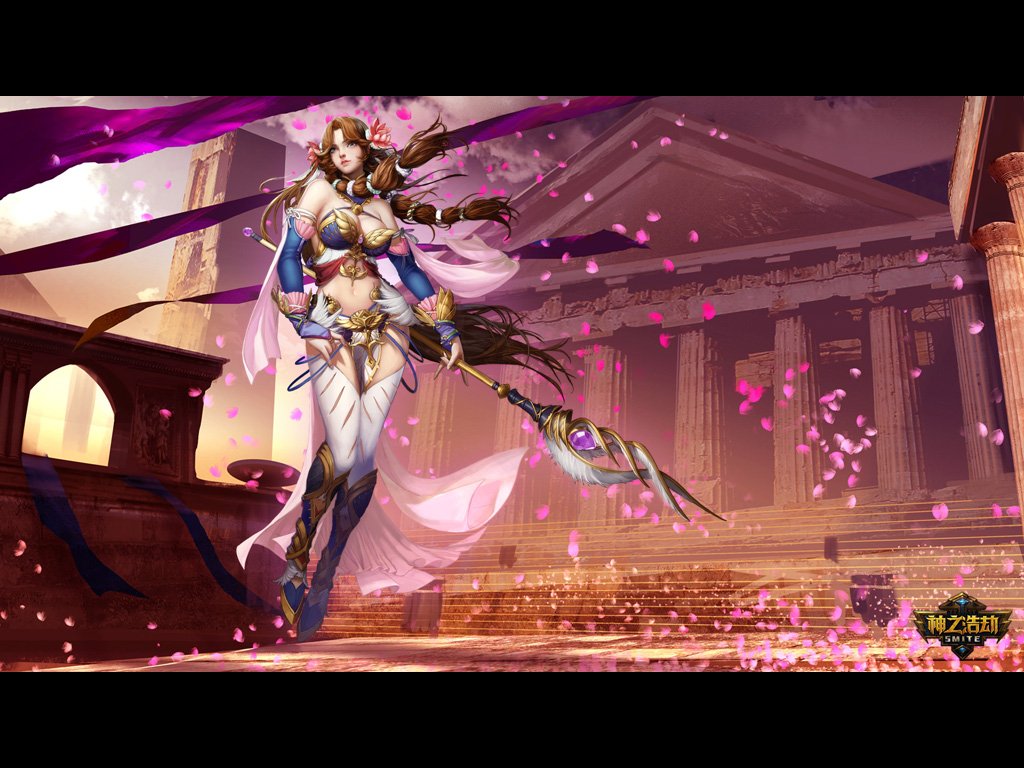 Aphrodite Smite Wallpaper Pictures 1024x768