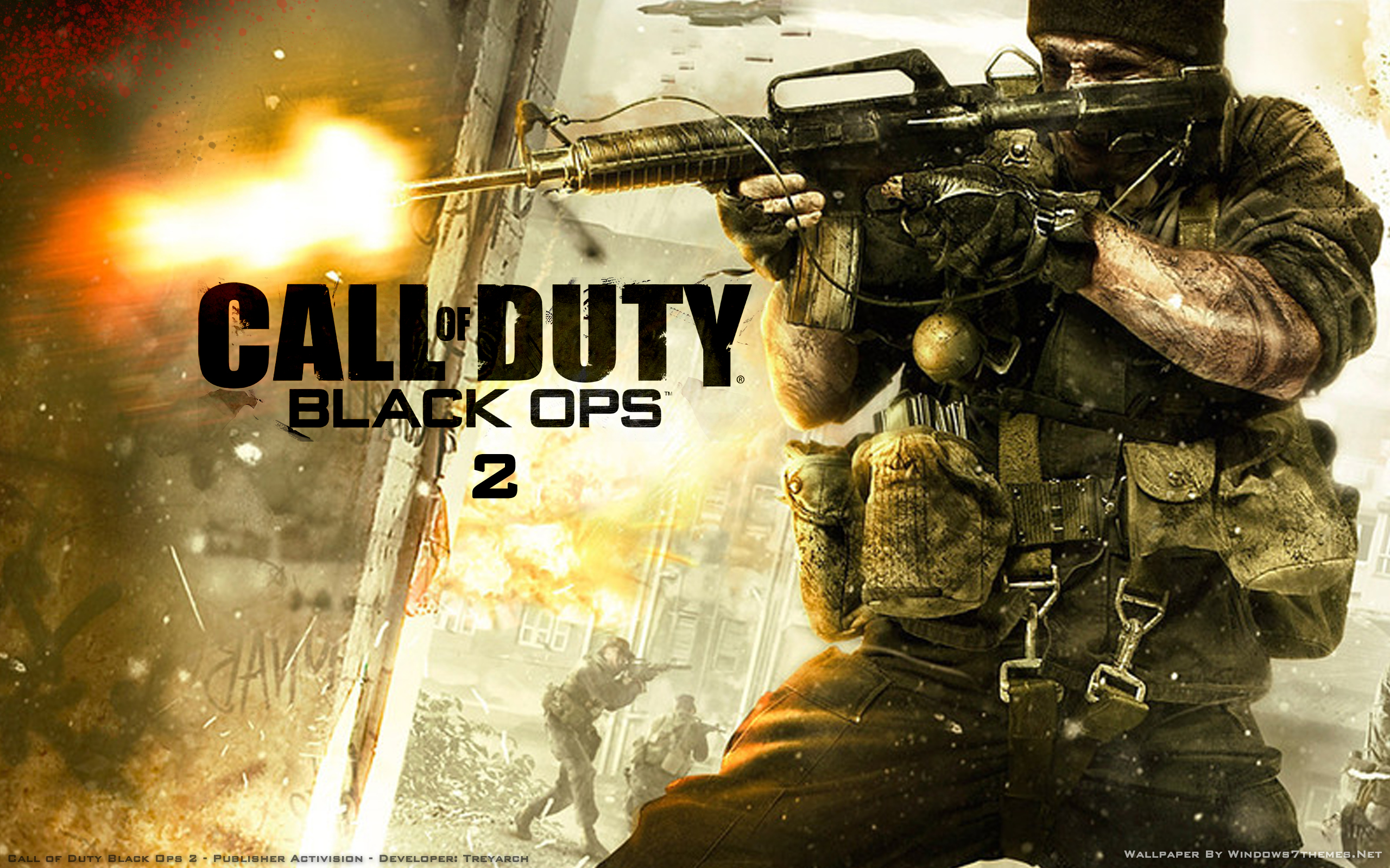Free Download Call Of Duty Black Ops 2 Espaol Pc 1 Link 2560x1600