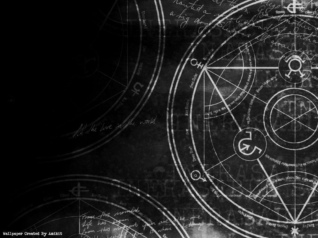 Fullmetal Alchemist Symbol Wallpaper Fullmetal alchemist symbol 1024x768