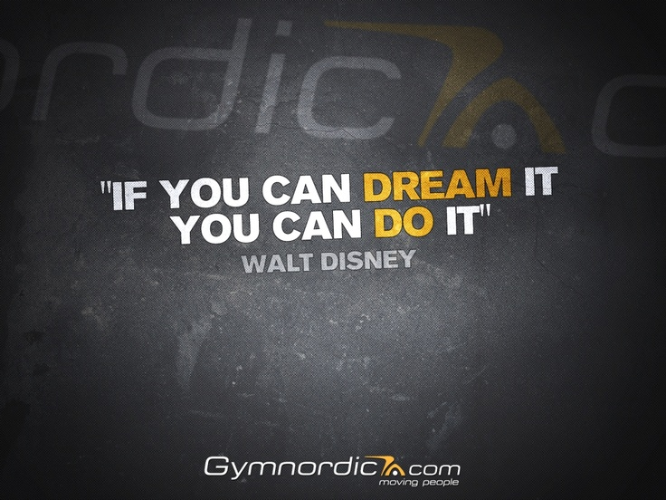 If you can dream it you can do it Motivational wallpapers Pint 736x552