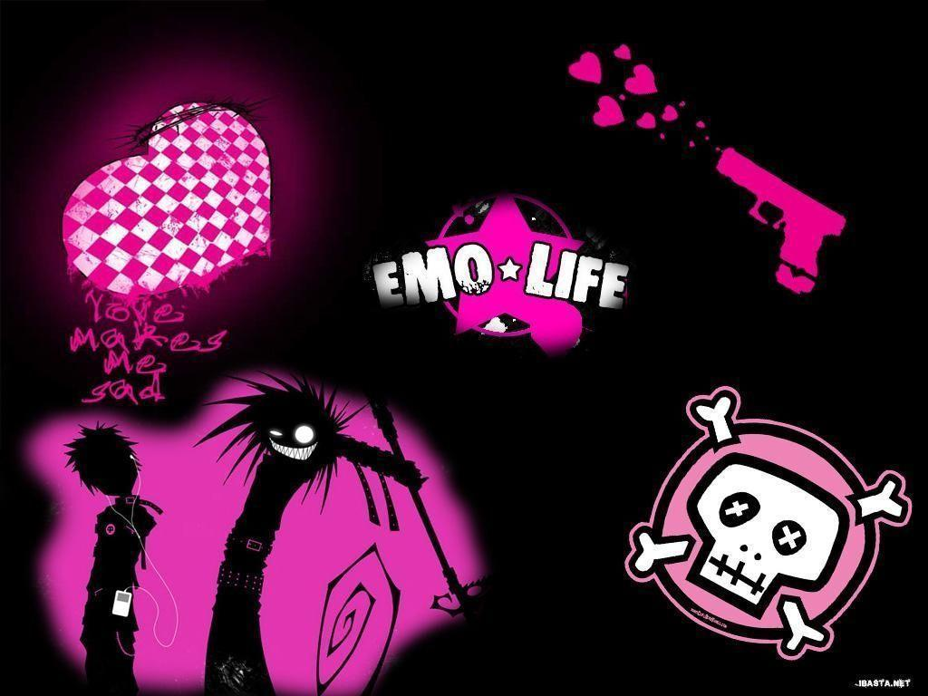 Cool Emo Backgrounds 1024x768