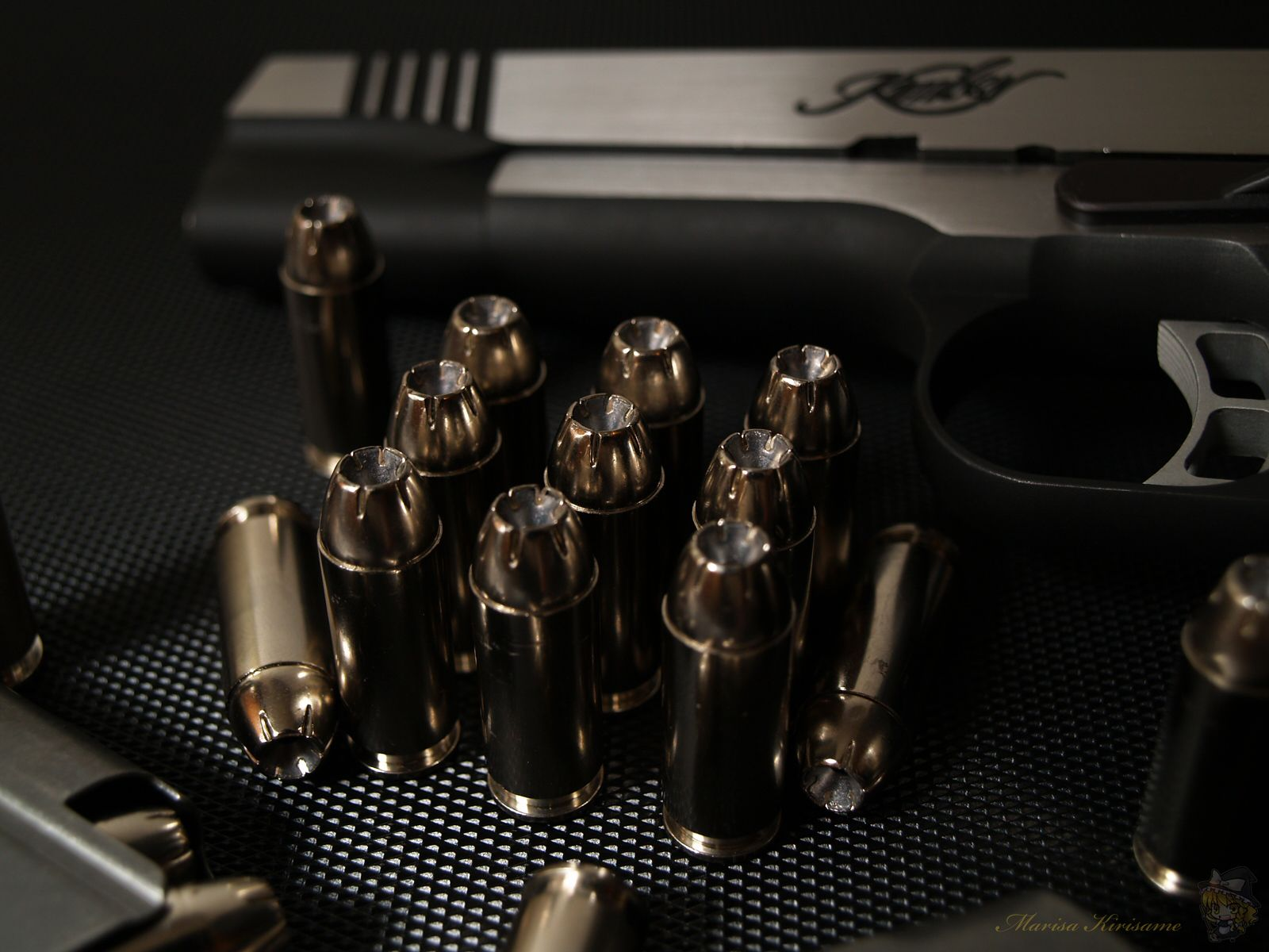 pistols guns weapons ammunition M1911 hollow point near custom 1600x1200
