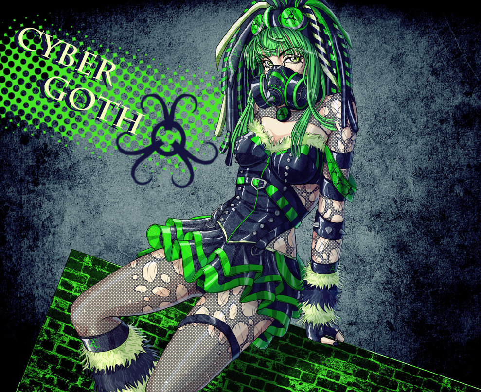 Cyber Goth Final by Tropic02 989x807