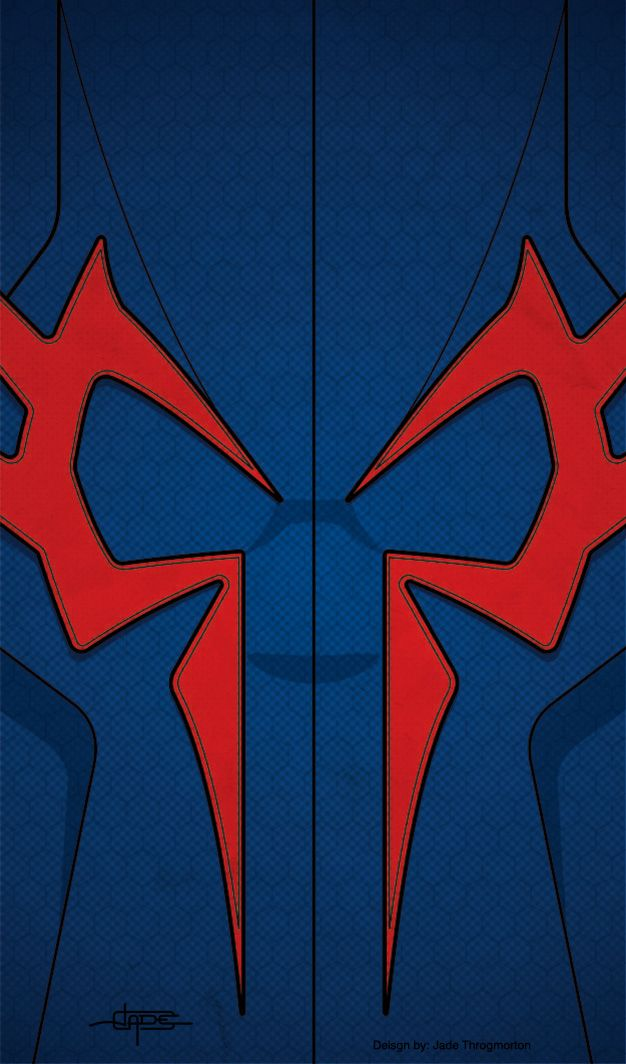 Spider Man 2099 FREE iPhone Super Hero Wallpaper Download and use 626x1064
