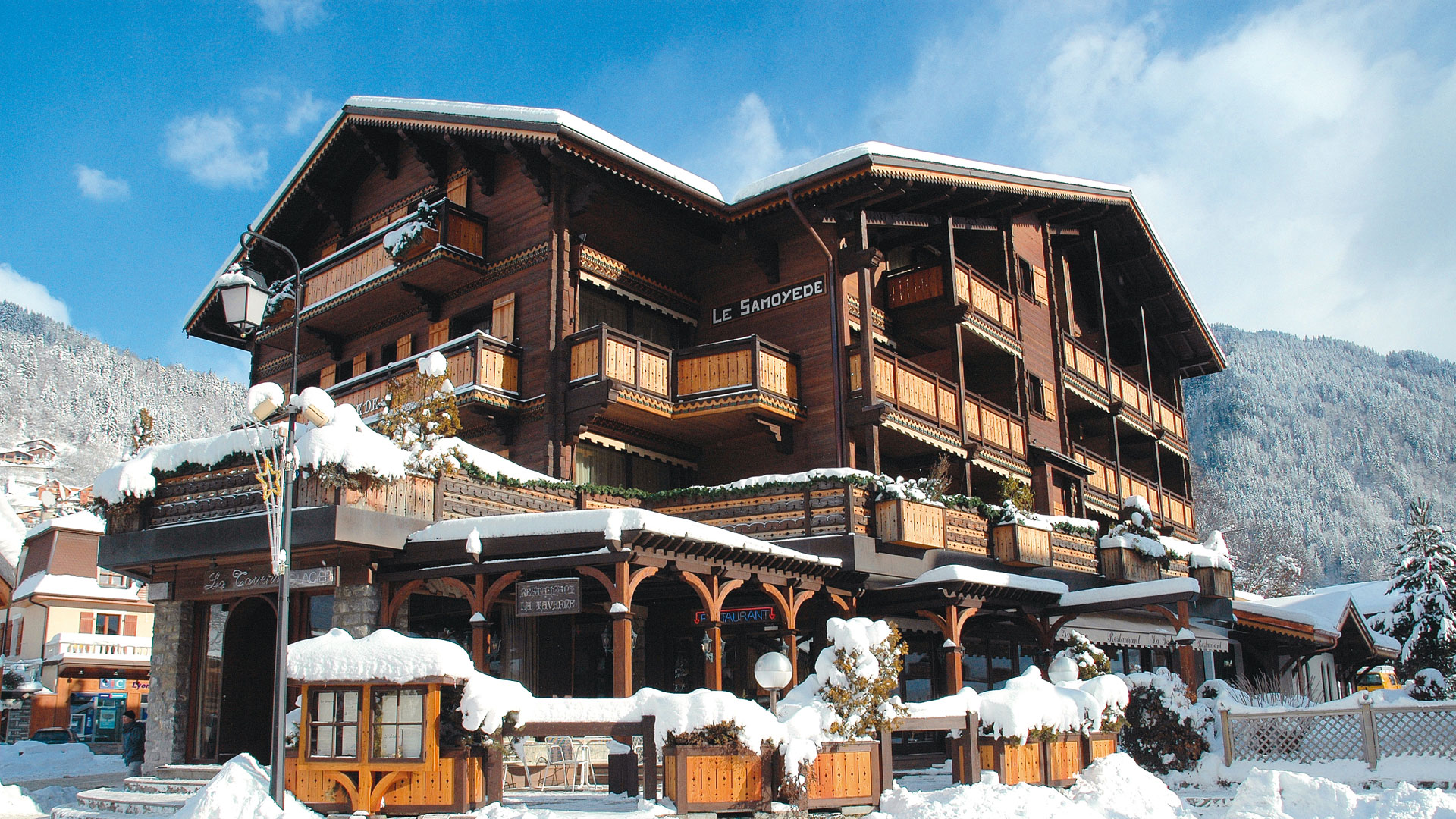 Winter rates 2019   2020 Htel Restaurant Spa Le Samoyde Morzine 1920x1080