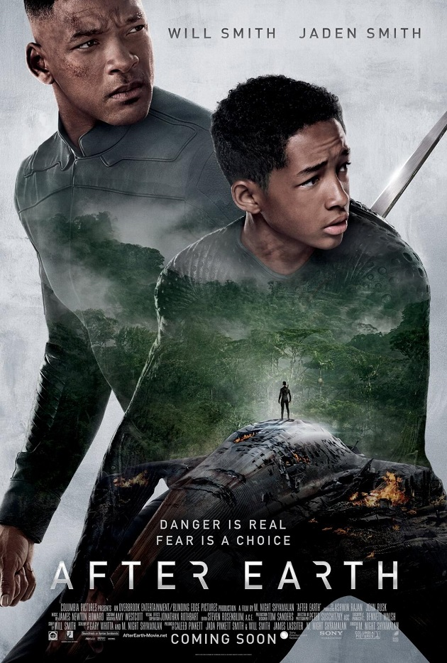 Will Smith images After Earth Poster HD wallpaper and background 630x933