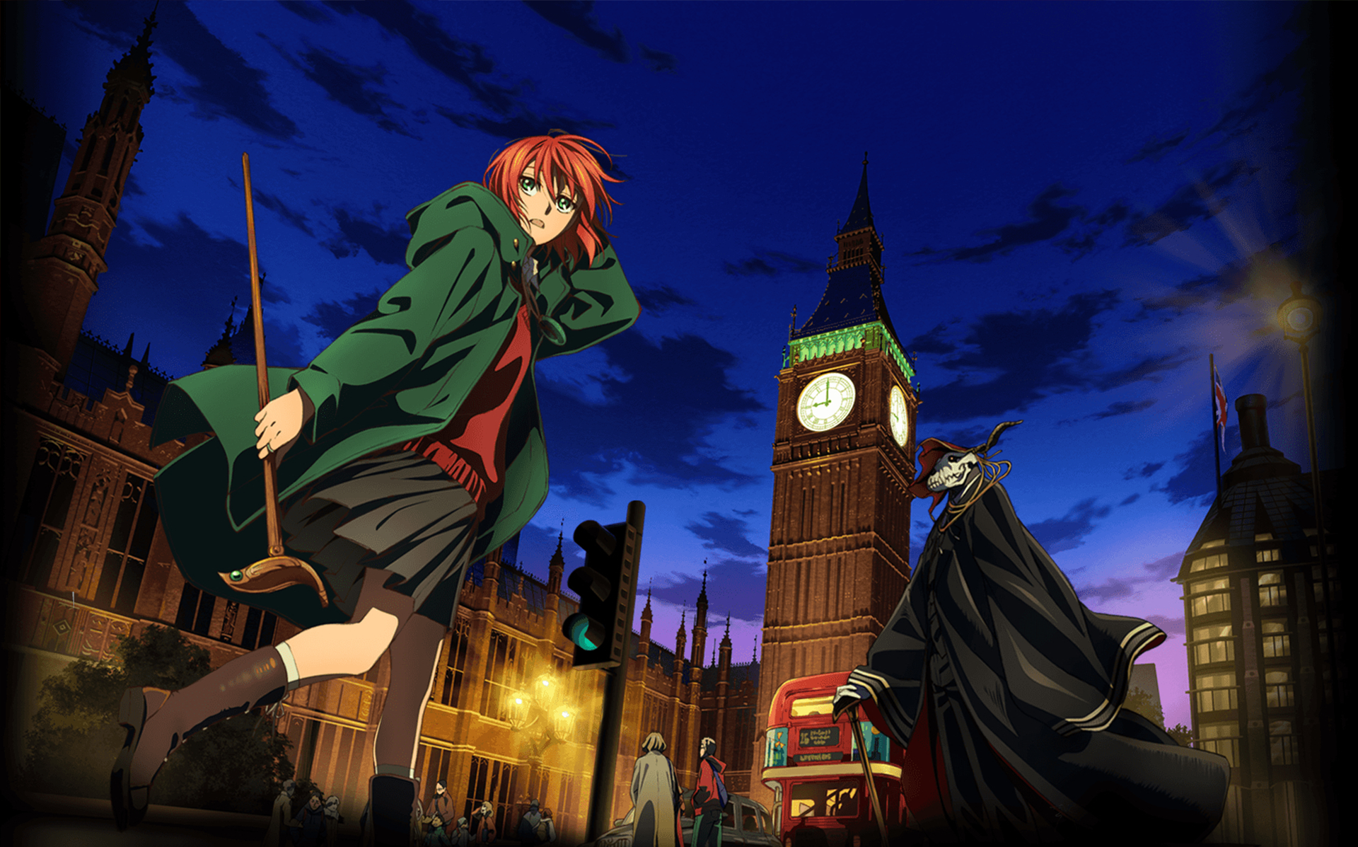 The Ancient Magus Bride Full HD Wallpaper and Background 1920x1197