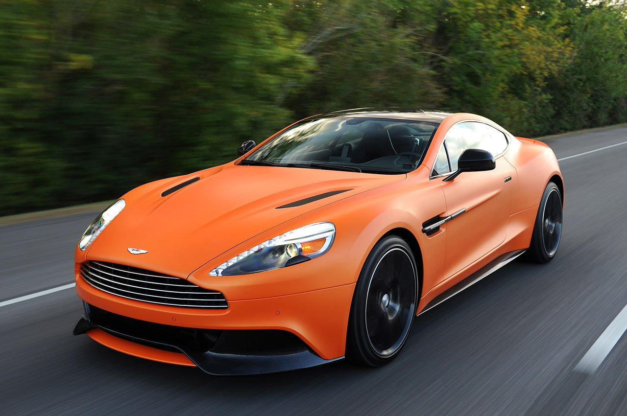 2014 Aston Martin Vanquish Download 1280x850