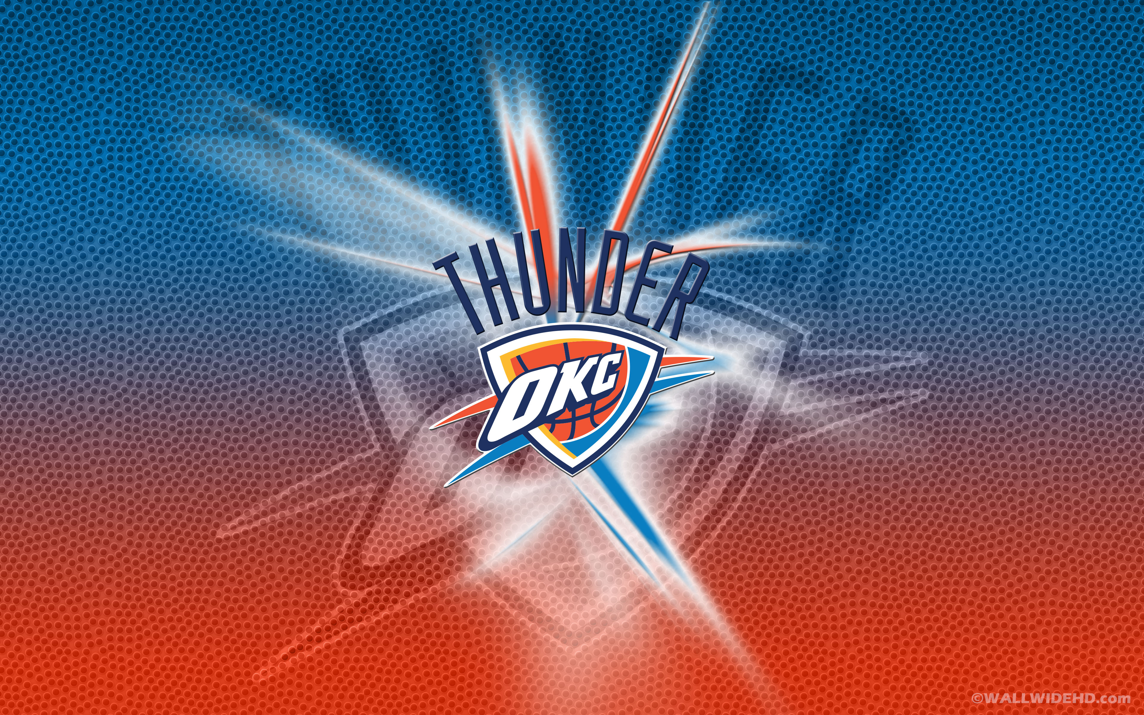 Oklahoma City Thunder Wallpapers Full HD Pictures 3840x2400
