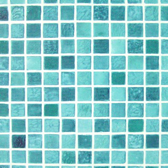 Home Self Adhesive Wallpaper Wallpaper Tile Aqua Blue Mosaic 550x550