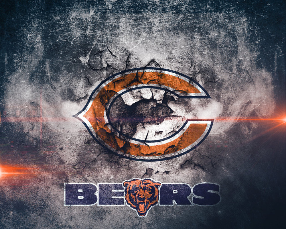 Enjoy this Chicago Bears background Chicago Bears wallpapers 999x799