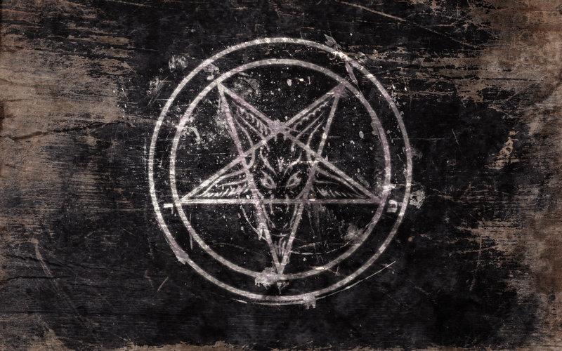 Church Of Satan Wallpaper