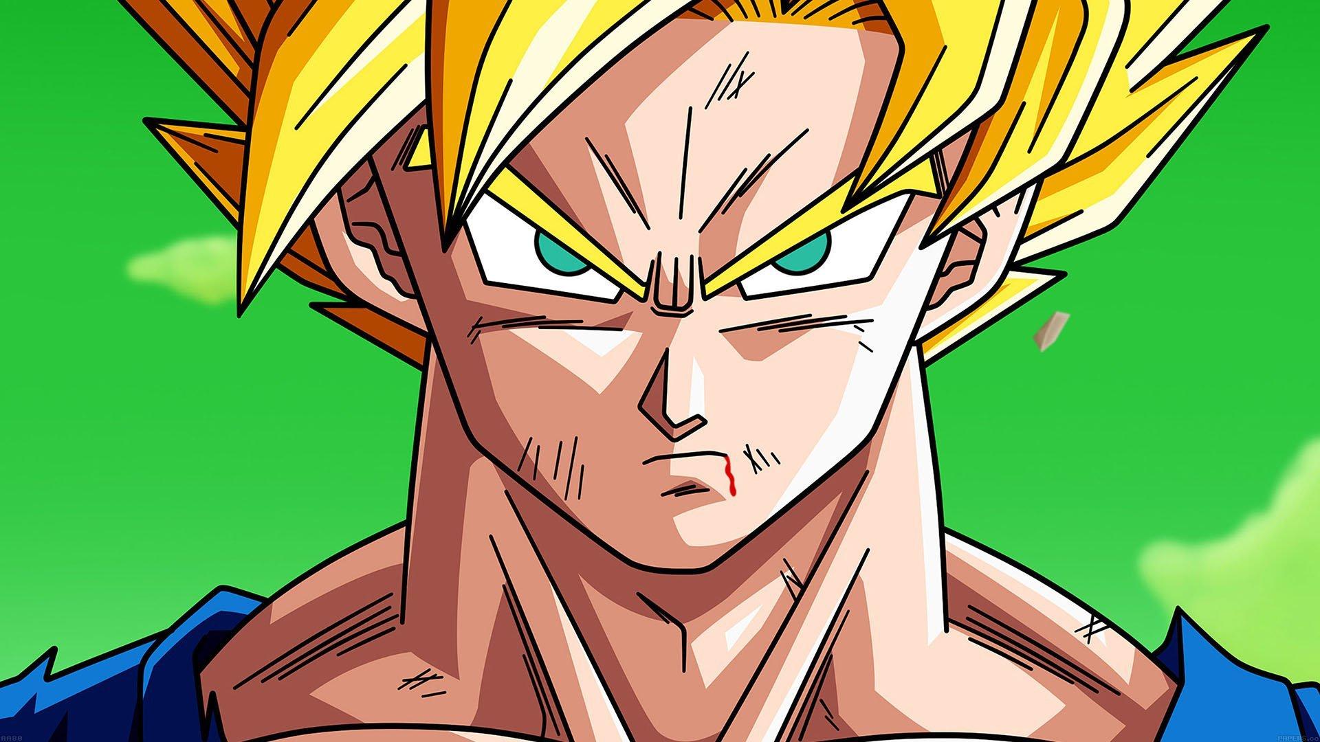 47 Goku Desktop Wallpaper On Wallpapersafari