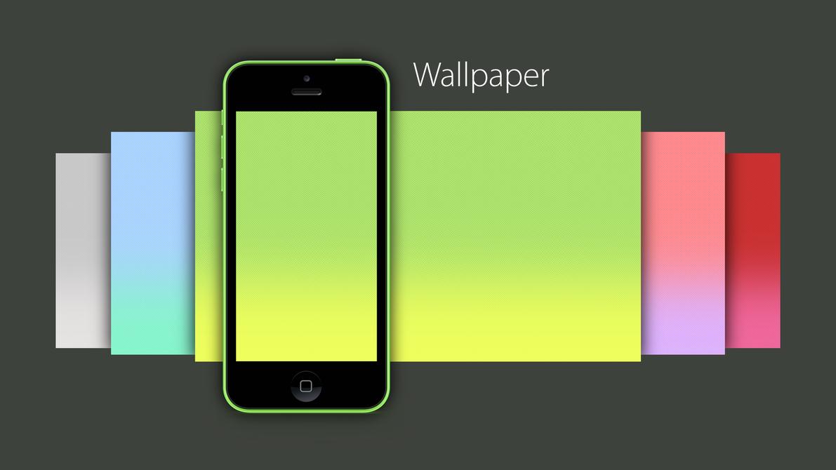 iPhone 5C Wallpaper by TinyLab 1191x670