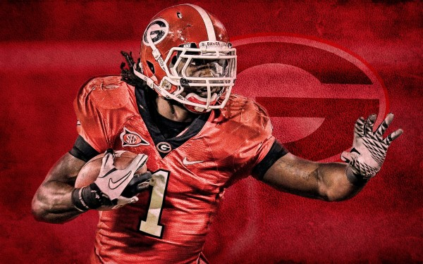 Georgia Bulldogs Wallpapers BestSportsWallpaperscom 600x375