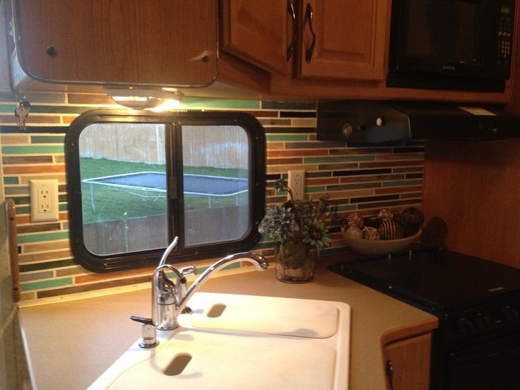 to paint over wallpaper and make a faux tile backsplash   ruggedthug 736x552