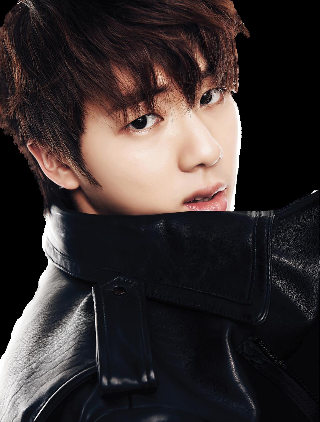 Seok Jin Ah Jin BTS Render by CloiieImnida 1024x1350