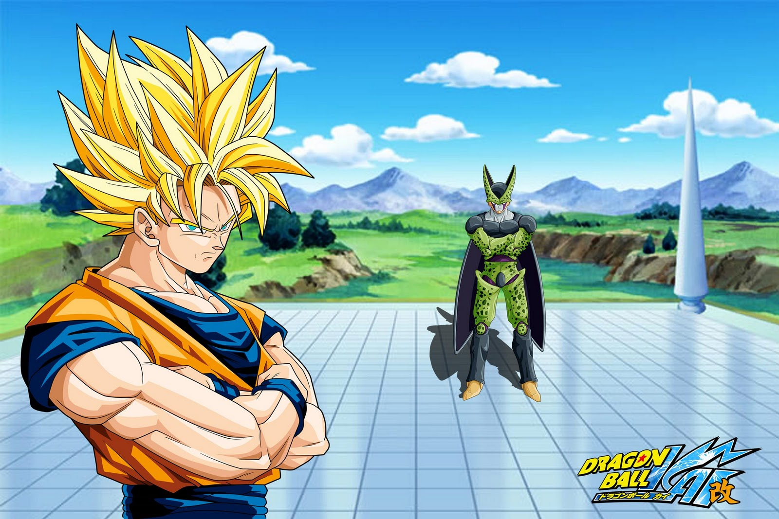 Wallpapers de DragonBall Z HD DragonXoft 1600x1067
