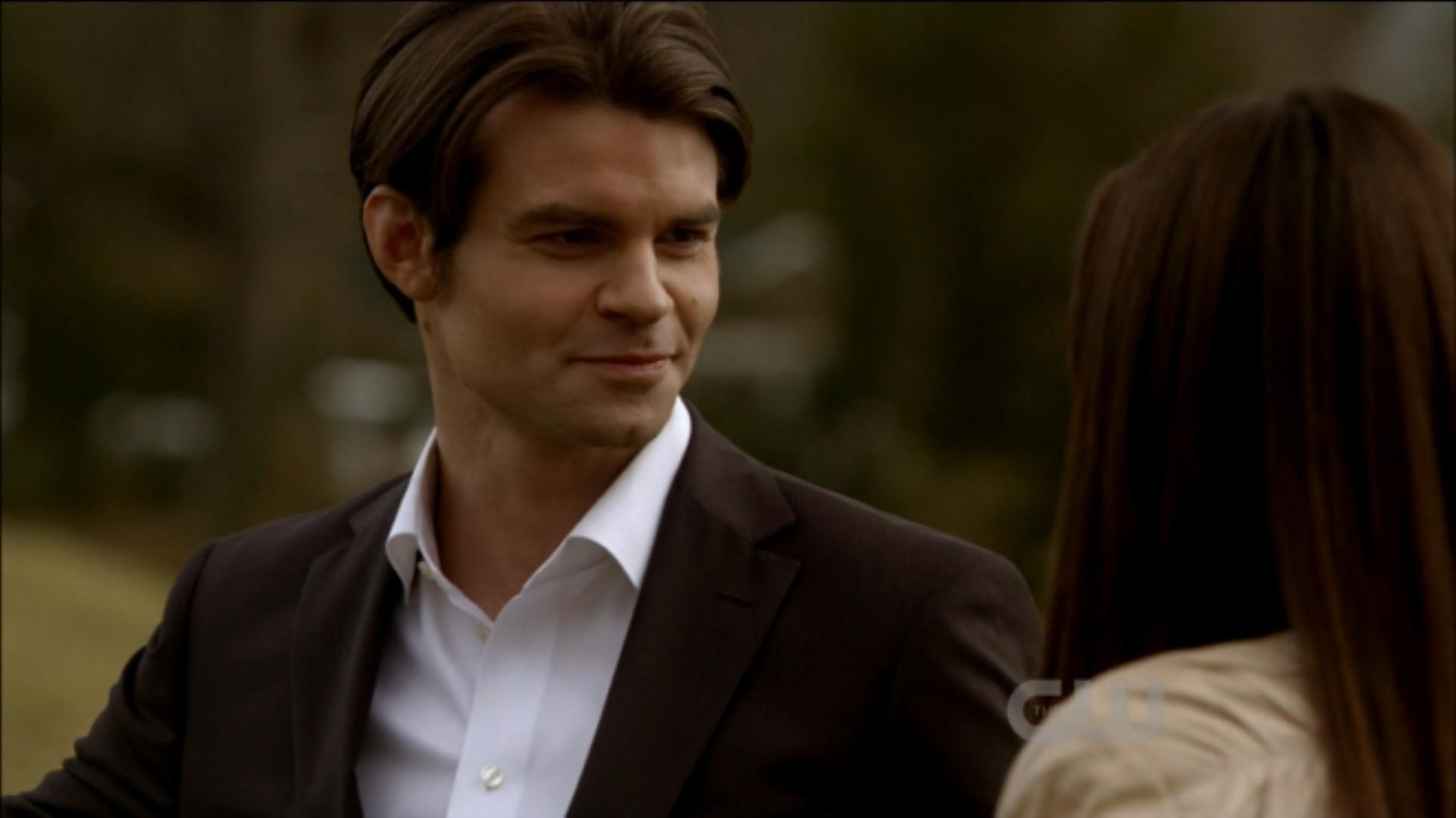 Elijah and Elena images Elijah and Elena in Klaus 2x18 HD 1921x1080