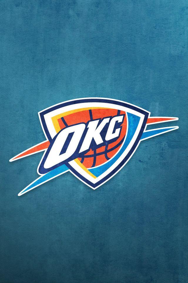 Oklahoma City Thunder My sports Thunder nba Oklahoma city 640x960