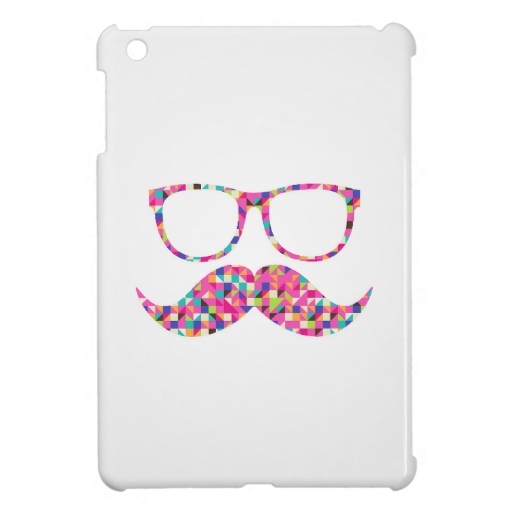 Hipster iPad Cases 4200 Covers for the iPad 4321 Mini 512x512
