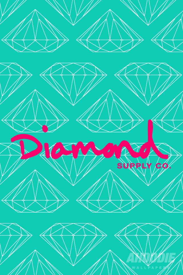 Diamond Supply Co HD Photo Wallpaper iPhone 4 Wallpaper 640x960 640x960