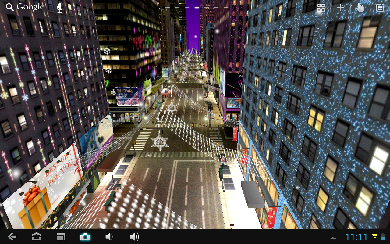 City Live Wallpaper   blossom   Android Apps on Google Play 1280x800