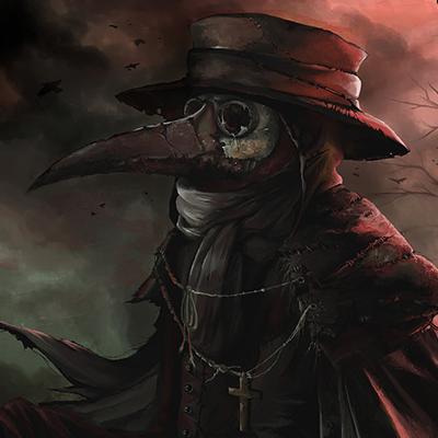 Plague Doctor Scarecrow Car Pictures   Car Canyon 400x400
