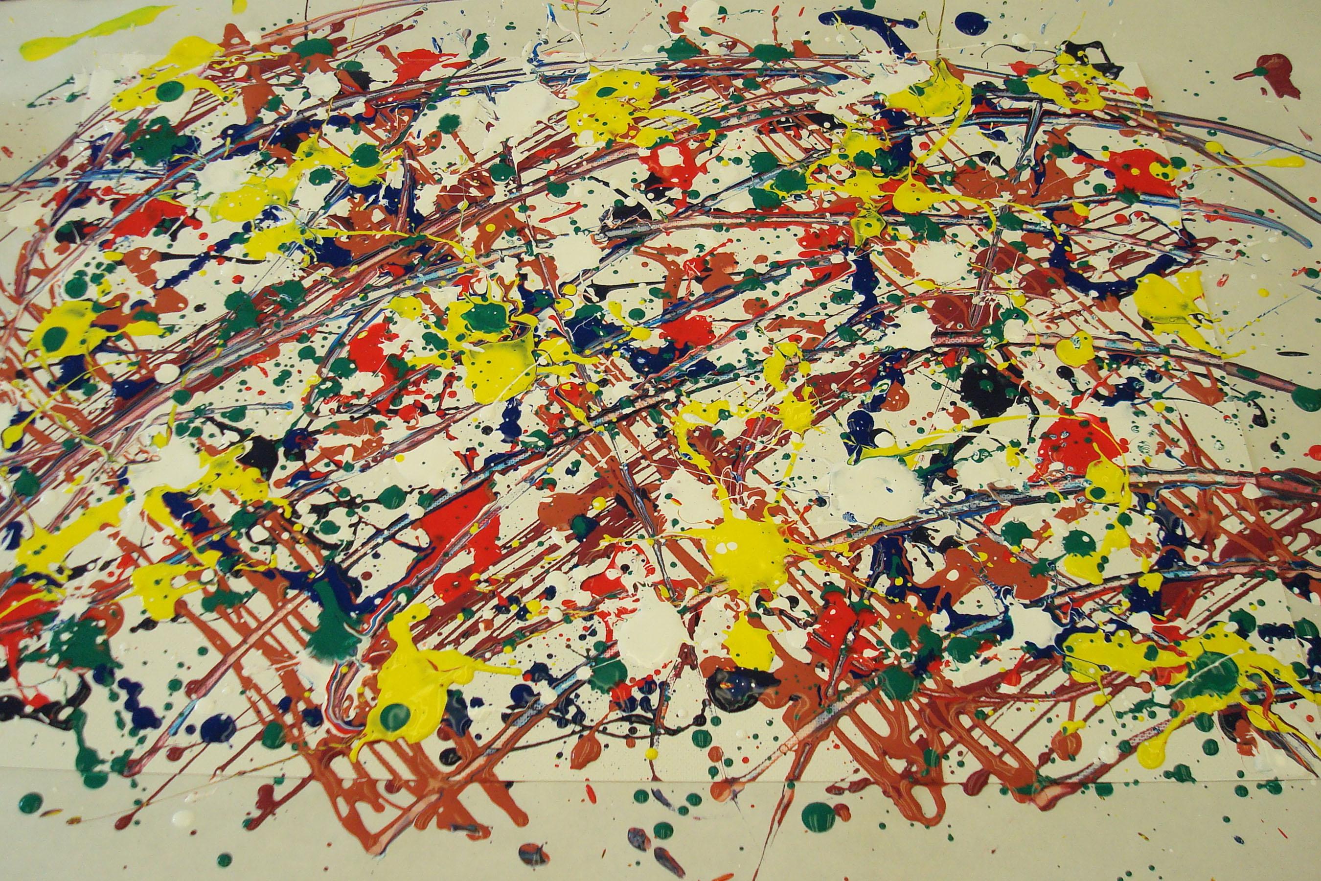 Best 43 Pollock Backgrounds on HipWallpaper Jackson Pollock 2700x1800