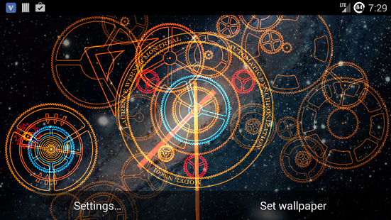 50 Clock Live Wallpaper Windows 10 On Wallpapersafari