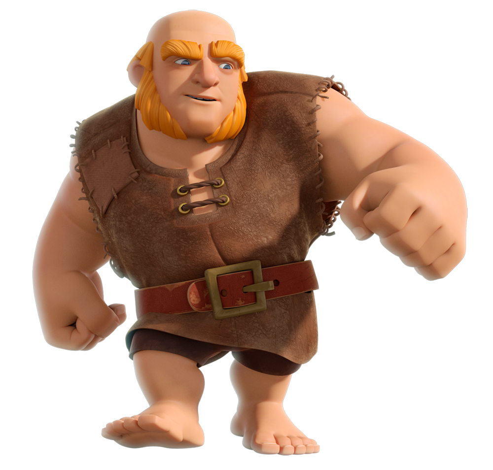 Clash of Clans Giant Images Full HD Pictures 1000x954