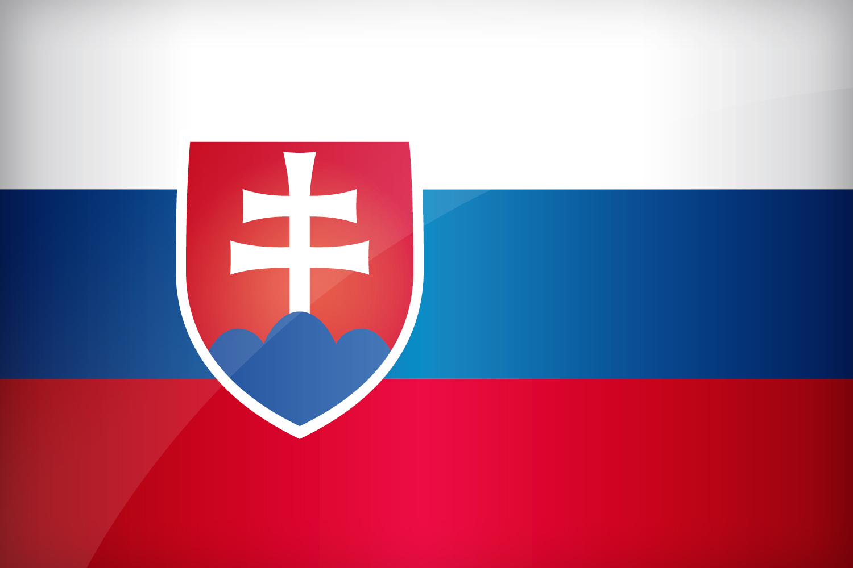 Flag of Slovakia Find the best design for Slovak Flag 1500x1000
