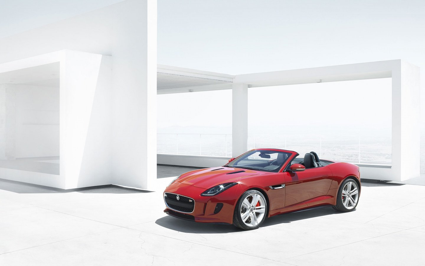 2014 Jaguar F Type Wallpaper HD Car Wallpapers 1440x900
