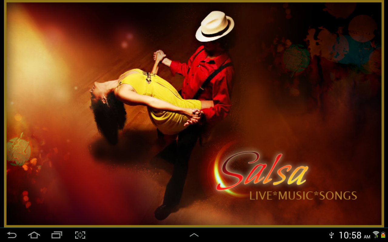 Salsa Music Amazoncouk Appstore for Android 1280x800