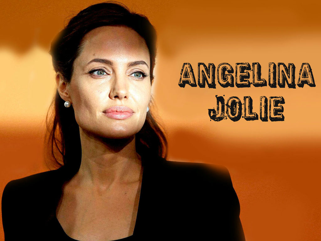 Angelina Jolie Wallpaper  16518 1024x768