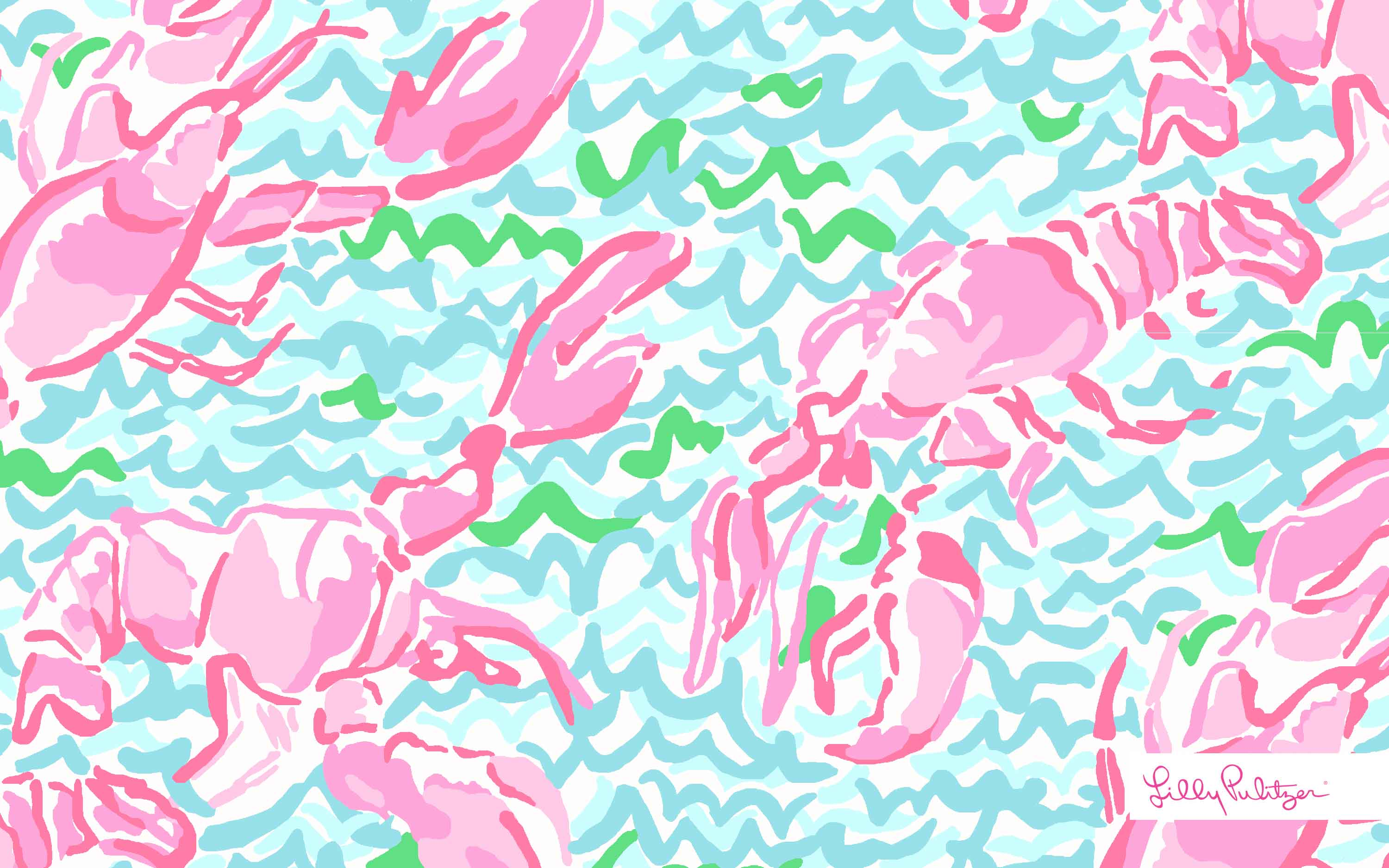 Lilly Pulitzer Wallpaper Backgrounds - WallpaperSafari