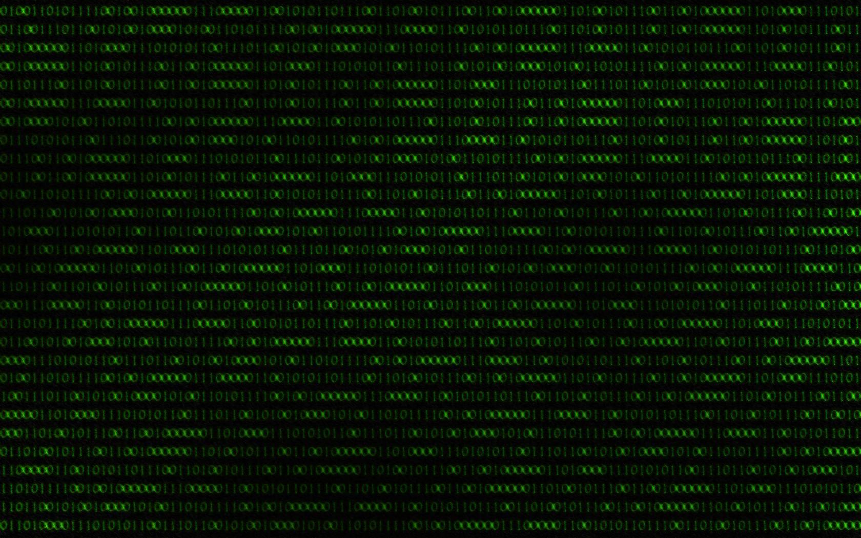 Binary Code Wallpapers 1680x1050