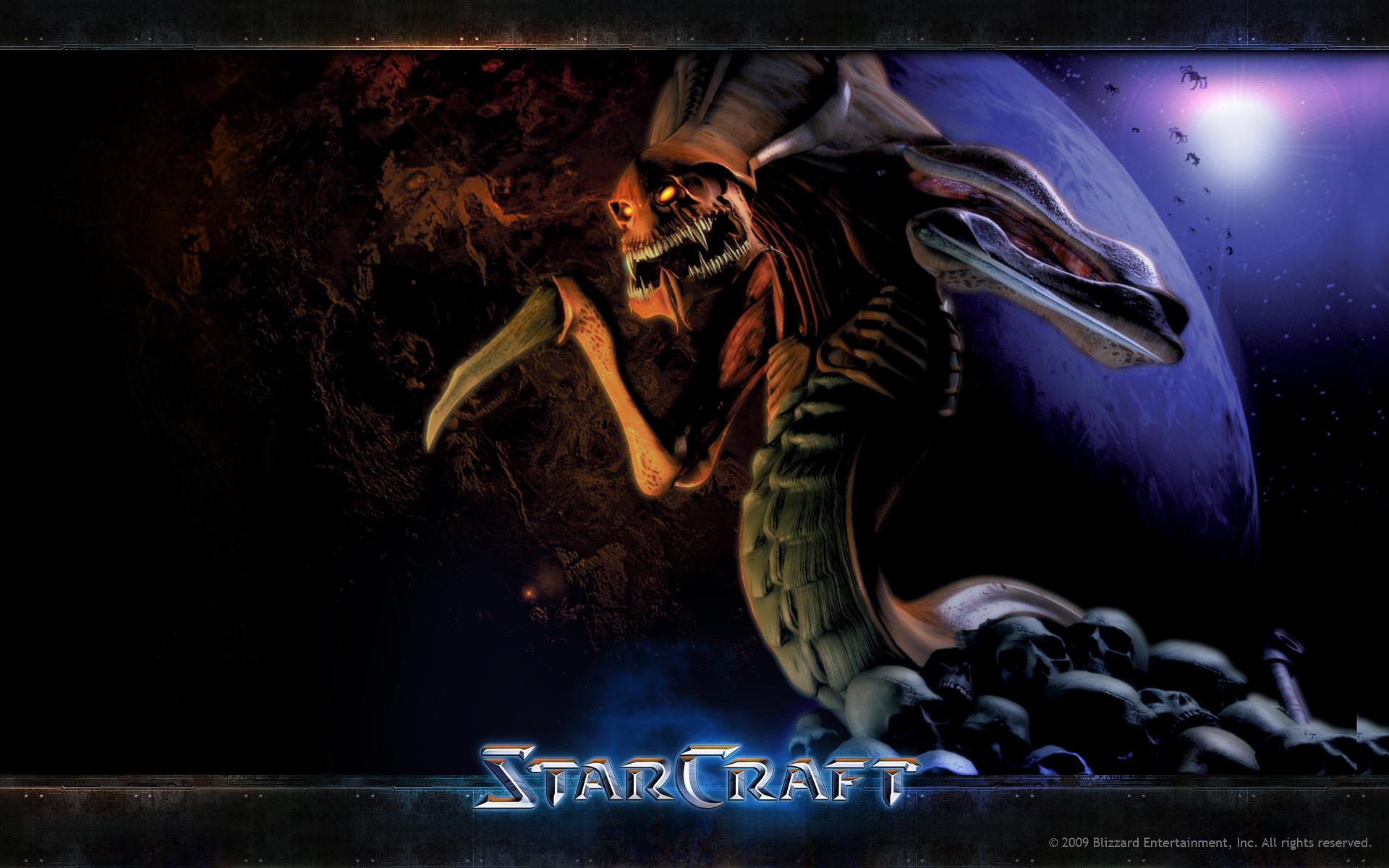 Blizzard EntertainmentStarCraft 1920x1200