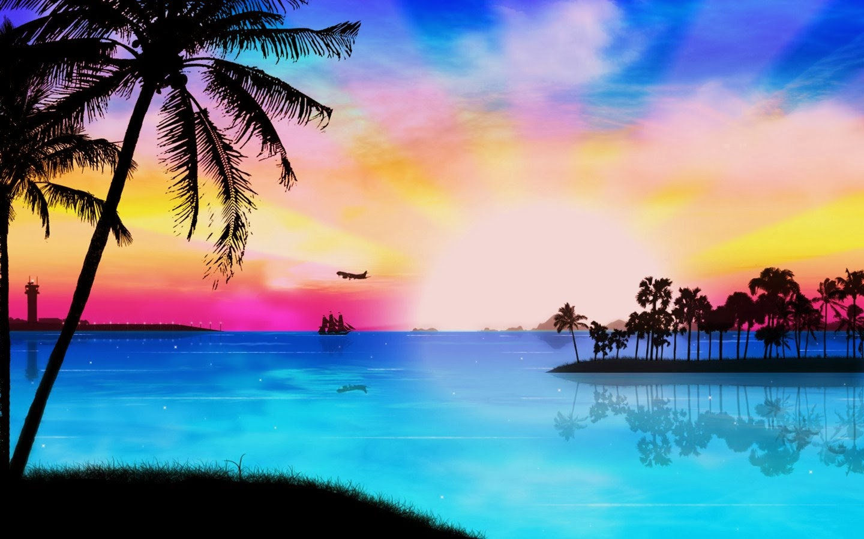 Beautiful Beach Wallpapers: Most Beautiful Beaches Desktop Wallpaper